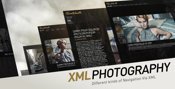 Activeden - XML Photography Template V2 - Rip