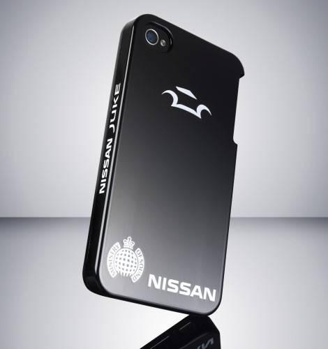 Nissan Scratch Shield для iPhone