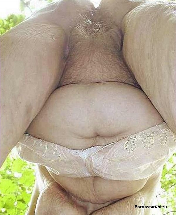 фото голых бабуль раком