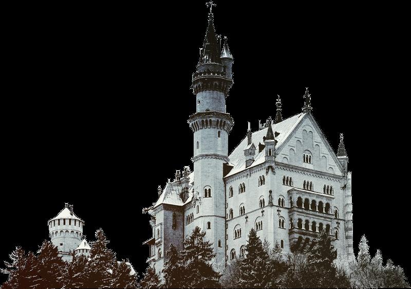 замок клипарт: