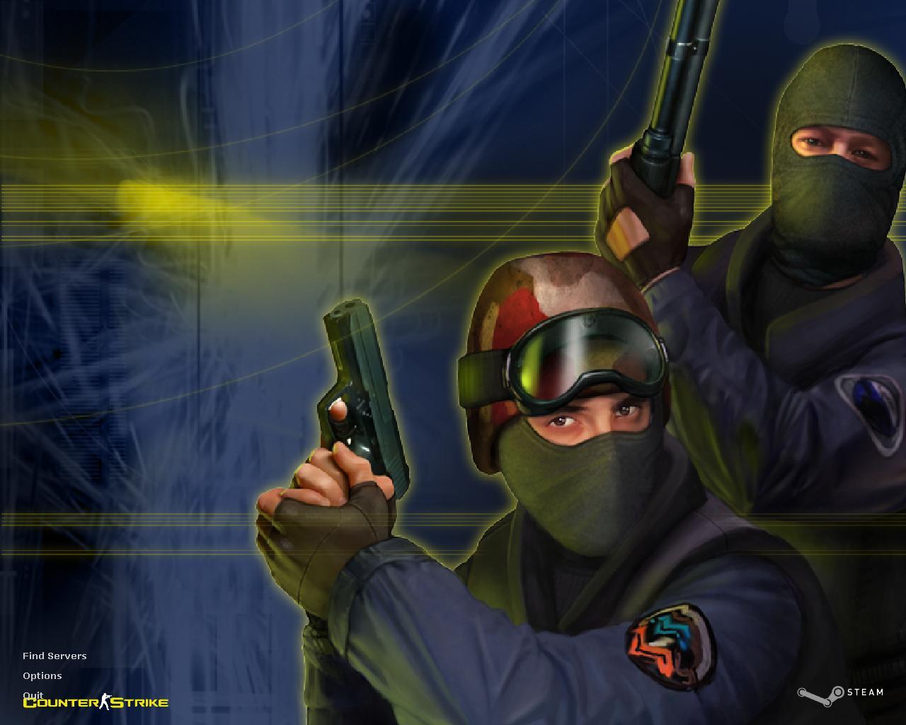 Как сделать контр страйк 1.6 на русском языке