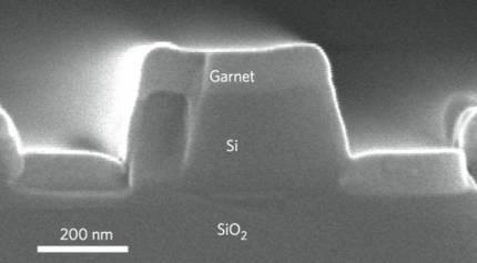оптический фотонный чип компьютера