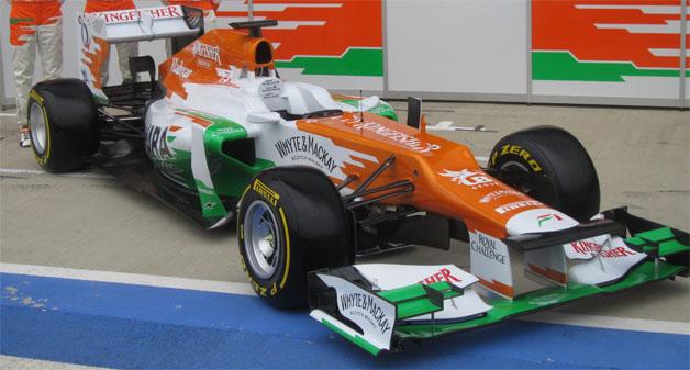 """Форс Индия"" опровергает слухи о бойкоте Гран-при Бахрейна"