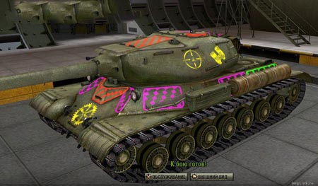 ������� ������ � ������ �������� ��� World of Tanks