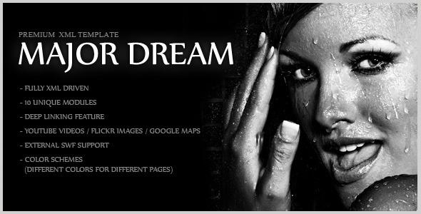 ActiveDen - MAJOR DREAM - Premium XML Template - Rip
