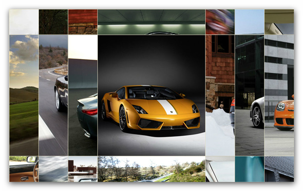 Cool XML Image Gallery - AS3 - RIP