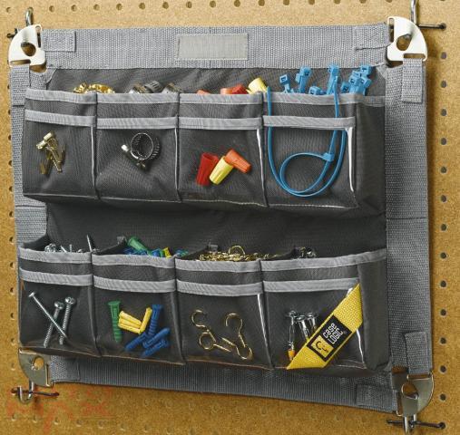 Органайзеры для гаража своими руками