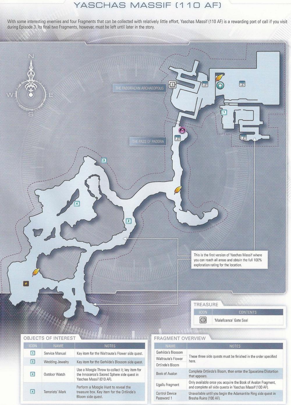 Final Fantasy Xiii 2 Yaschas Massif 110 Af