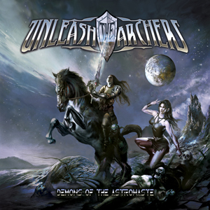 Unleash the Archers - Demons of the AstroWaste (2011)