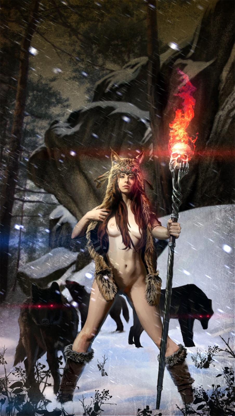 Fantasy nude girls faeries pron pics