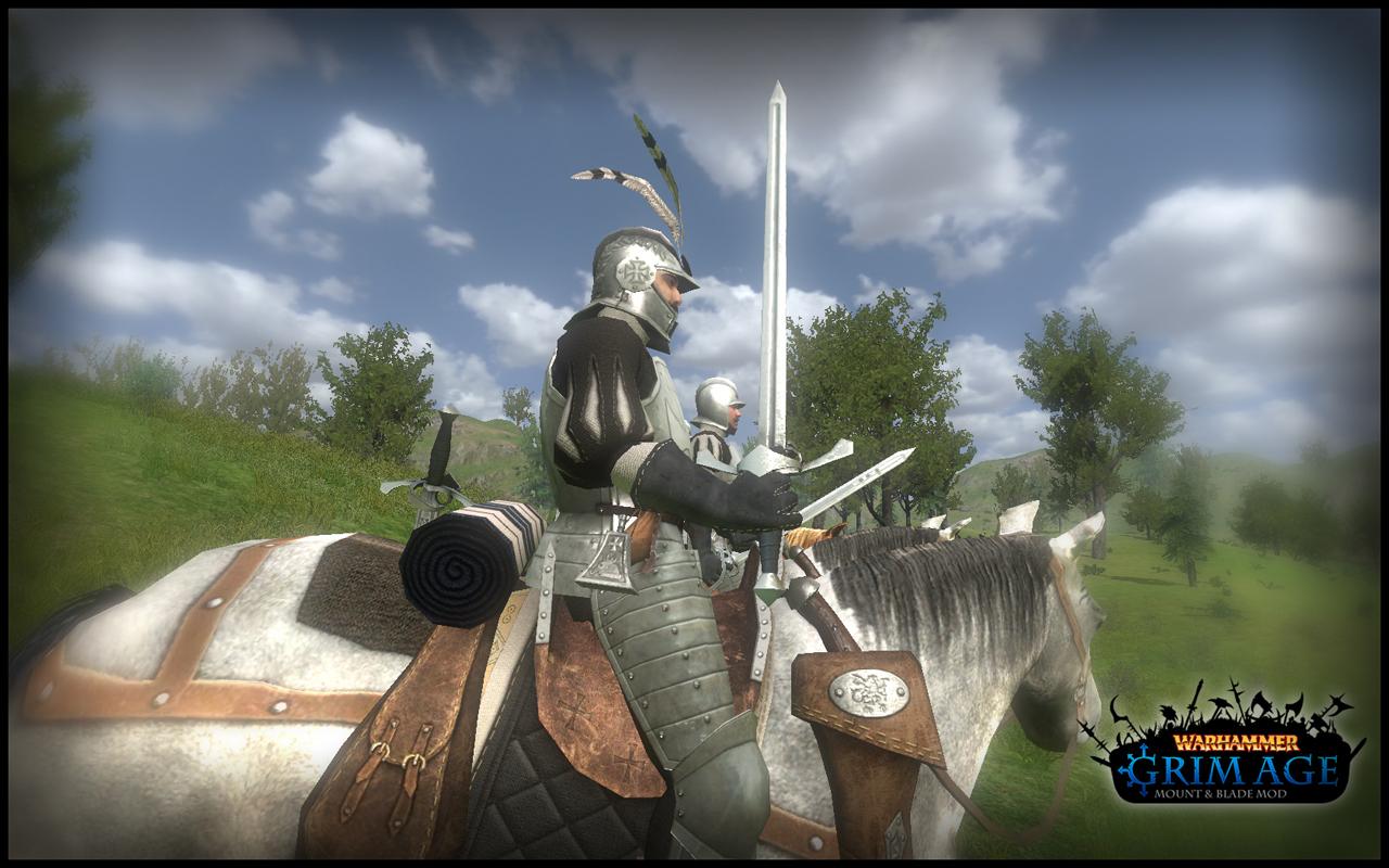 Как сделать своё королевство в mount and blade