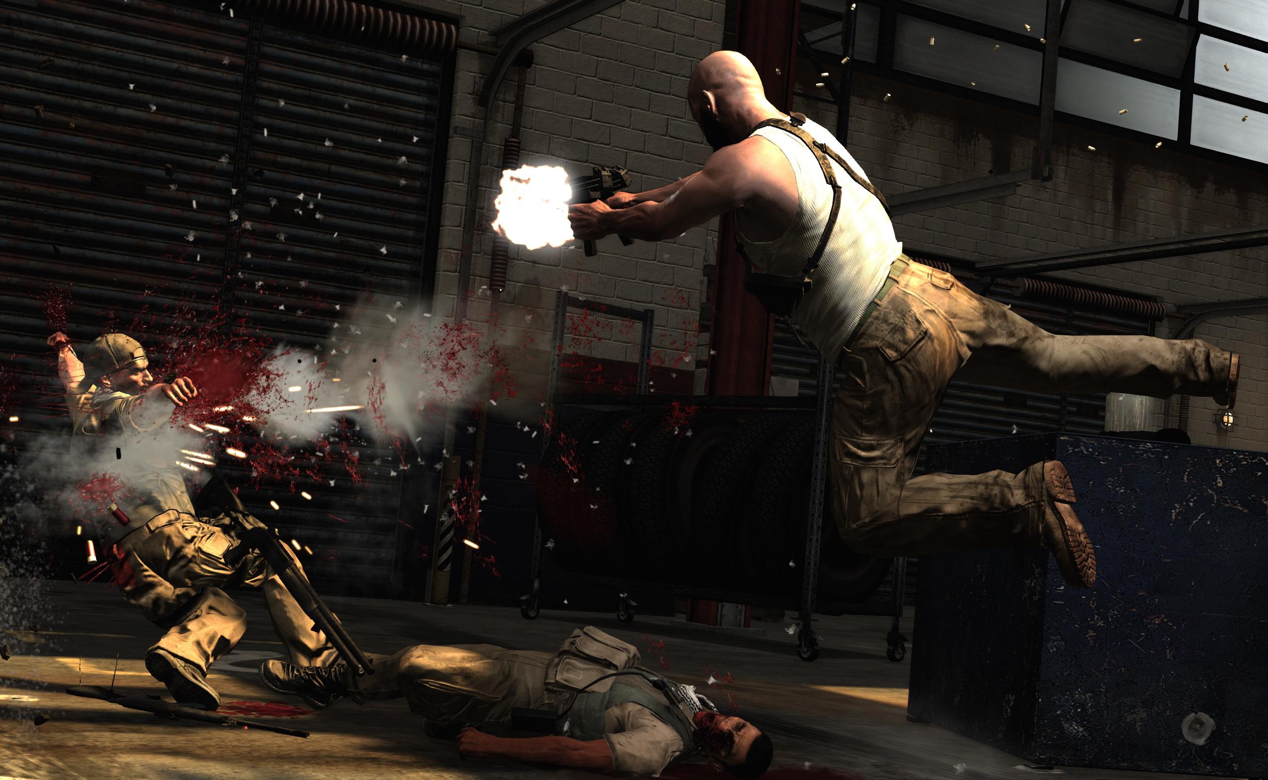 В этой игре можно толпами расстреливать наркодилеров, убийц и прочих виртуальных злодеев и причём, делать это красиво.