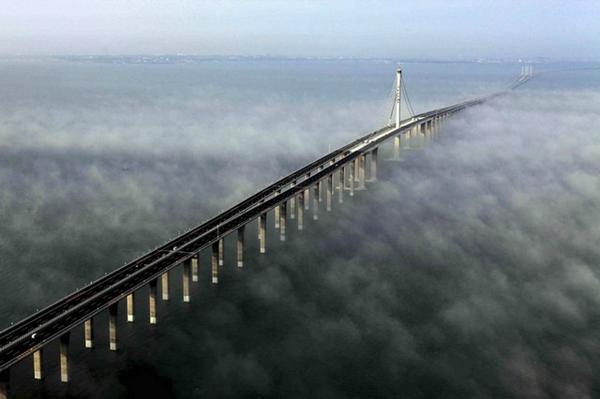 Топ-10 самых длинных мостов мира A06fed734b0b32a93ed492d31da6e24e
