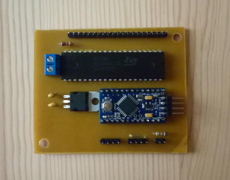Автоматическая подсветка лестницы с помощью Arduino