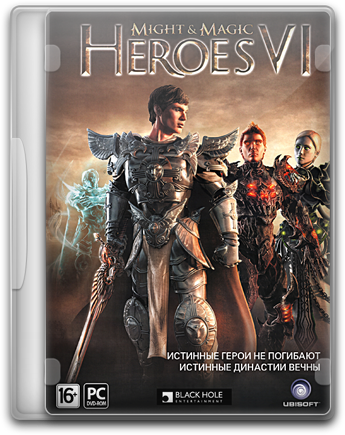 Герои Меча и Магии 6 / Might & Magic: Heroes 6 - Complete Edition [v 1.5.2] (2011) PC | RePack