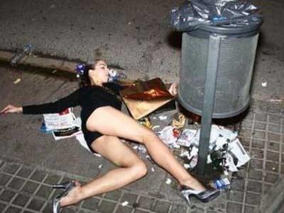 секс на русском пьяная девочка