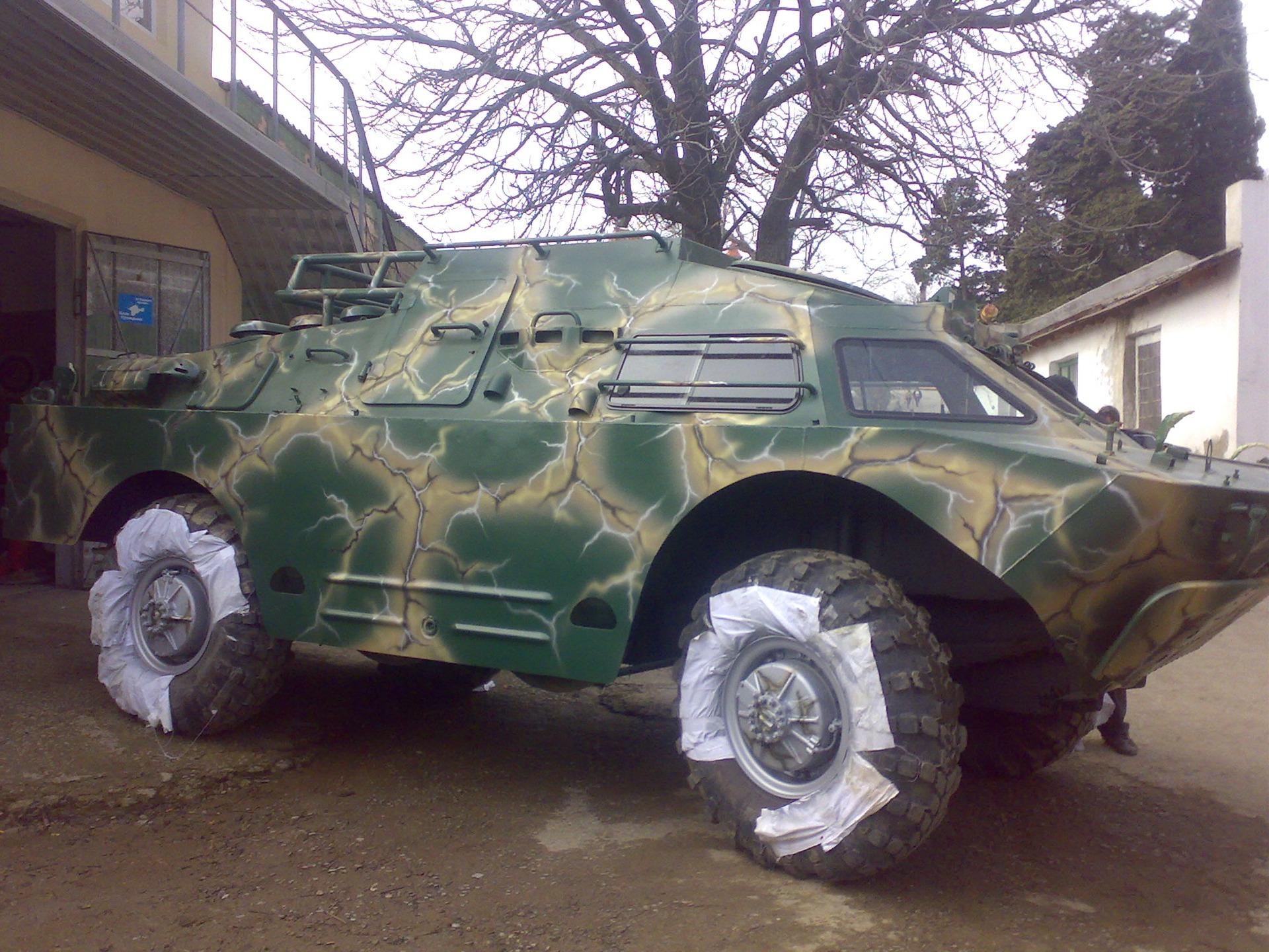Покраска УАЗа в камуфляж своими руками - Ремонт и тюнинг кузова 72