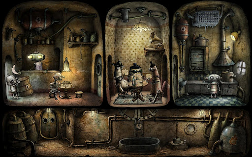 Machinarium ������� ������� ��� �������