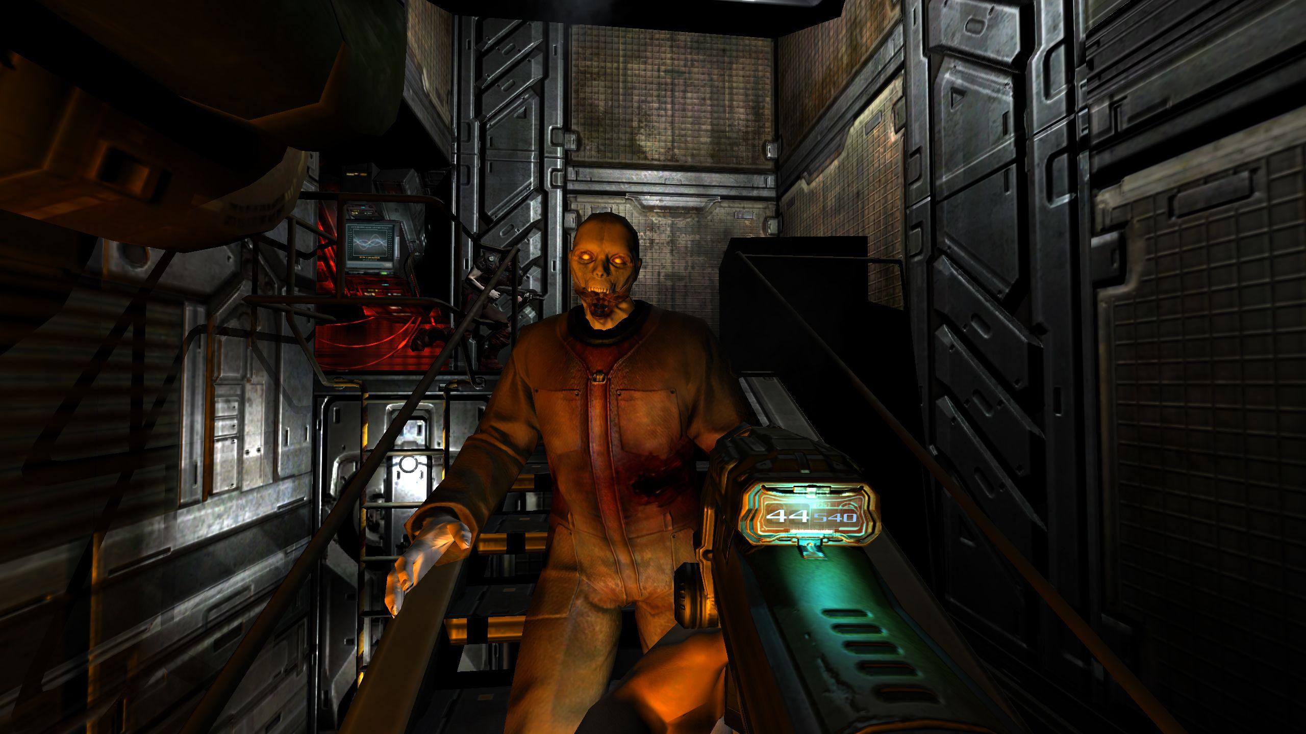 Doom 3 BFG Edition (2012) [RePack]