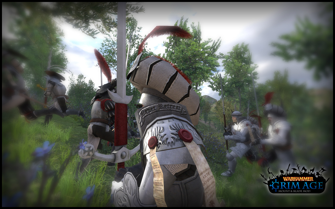 how to go to war mount and blade warband