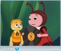 Лунтик. Увлекательные истории: Фокусник (2010) DVDRip