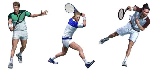 Virtua Tennis 3. (2007) (PC) 1.52Gb | [RePack от Crazyyy.]