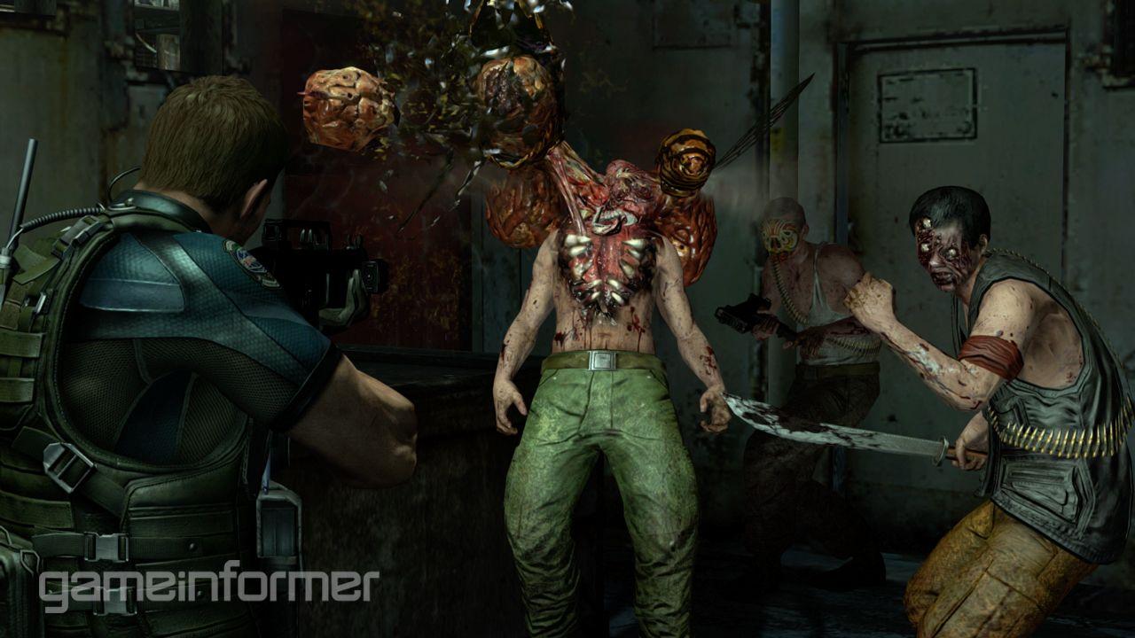 Resident evil 6 за кого лучше играть