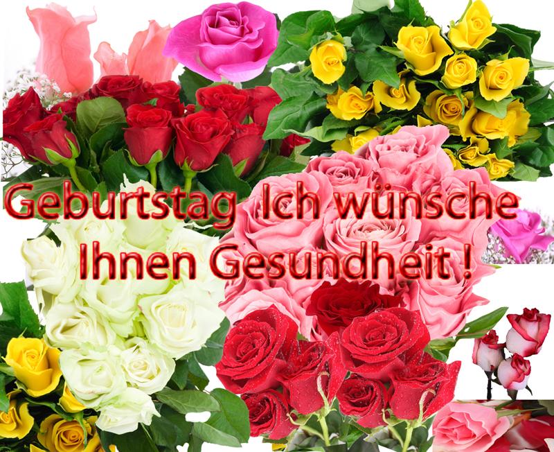Картинка поздравление с днем рождения на немецком 99