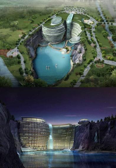 концепт отеля