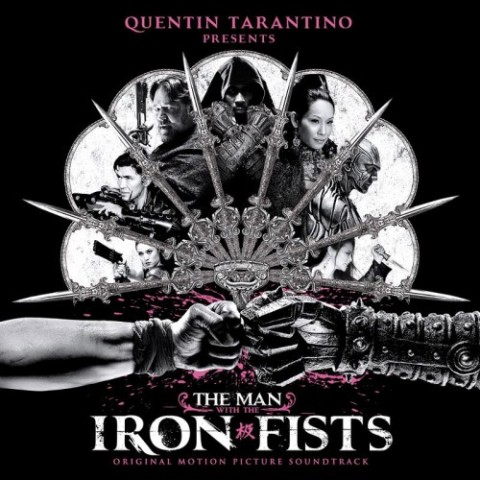 OST The Man With The Iron Fists 2012