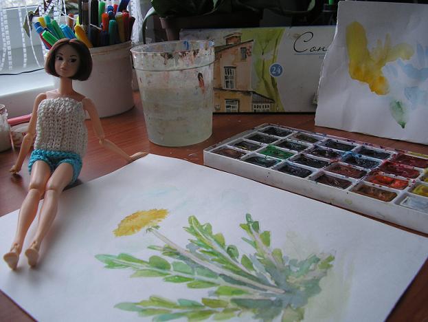 Мои рисунки, картинки и картины)