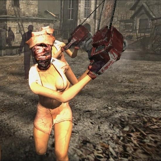 Nurses(Enfermeras) - Silent Hill 785e35b67847b9f57a722cc8102240a4