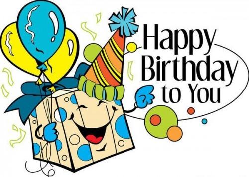 Текст поздравления на английском языке с днем рождения
