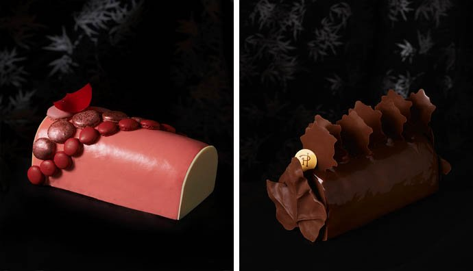 Artto please everyone with a new series of desserts for Christmas-