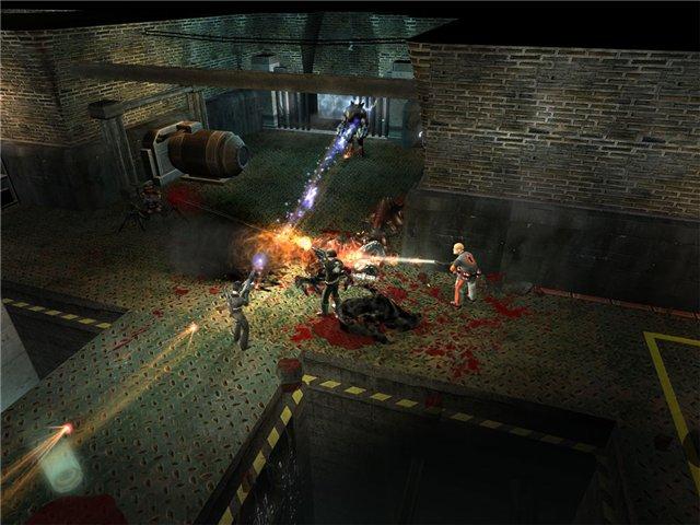 Shadowgrounds: Survivor (2007)   Лицензия