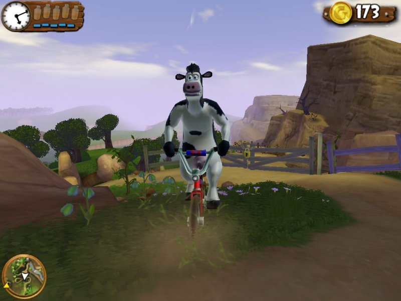 Рога и копыта / Barnyard (2006) PC