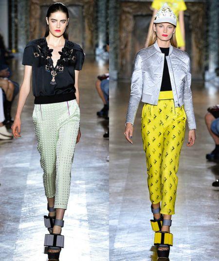 Модные Женские Брюки 2015