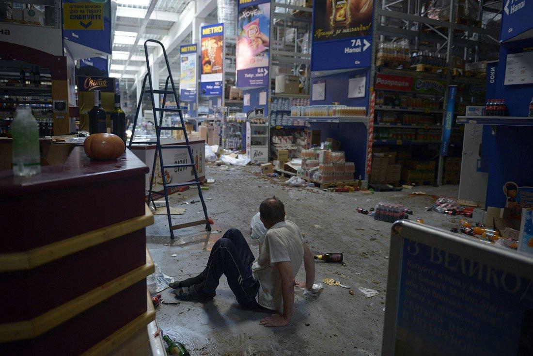В Донецке госпитализированы 5 человек с огнестрельными ранениями, - МВД - Цензор.НЕТ 7706