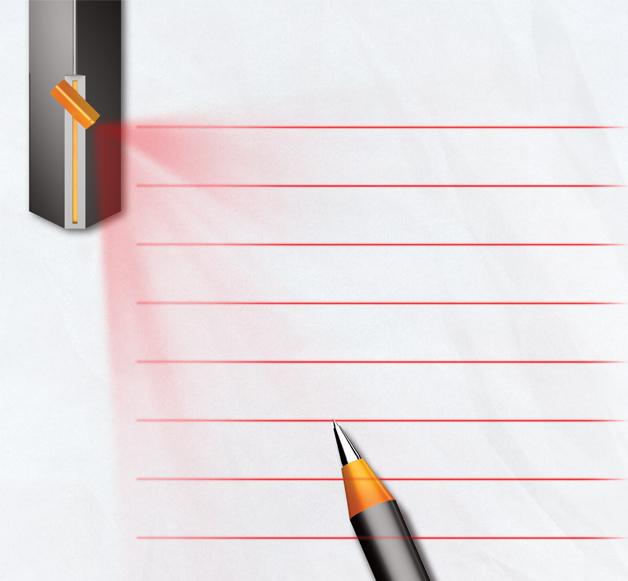 Концепт лазерного колпачка