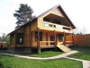 О строительстве древесных домов