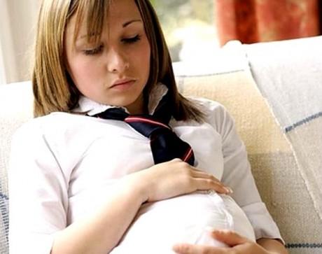 Рання вагітність