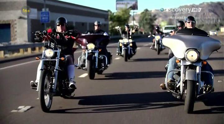 Discovery: Наездники ада / Discovery: Hell riders (2 сезон: 1-6 серии) (2014) HDTVRip