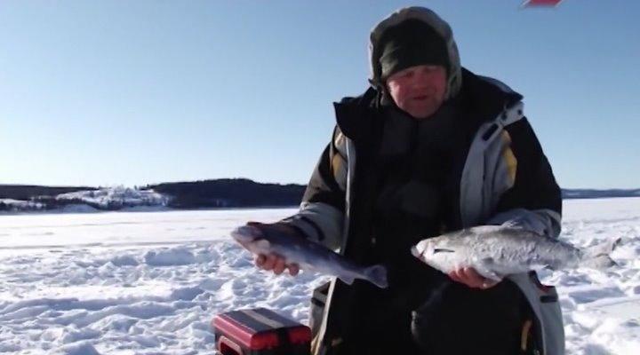 на рыбалку с нормундом грабовскисом