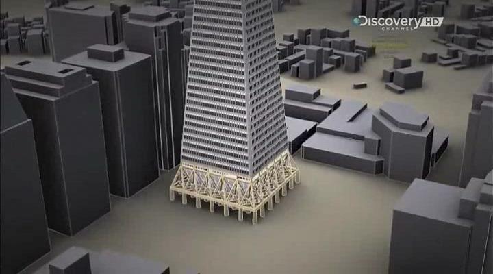 Город наизнанку (1 сезон: 1-6 фильм из 6) (2012) HDTVRip | Кириллица