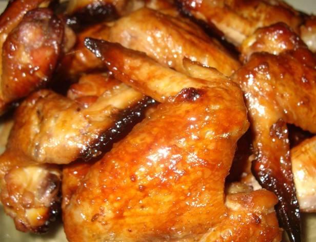 Фото рецепт крылышки