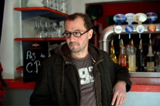 Rodrigo Garcia, autor, regisseur und direktor von Mensch zu mensch - Centre Dramatique national de Montpellier.