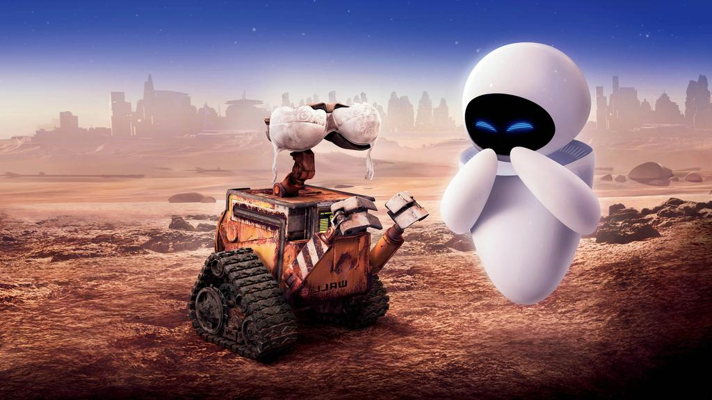 WALL-E Icons - Download
