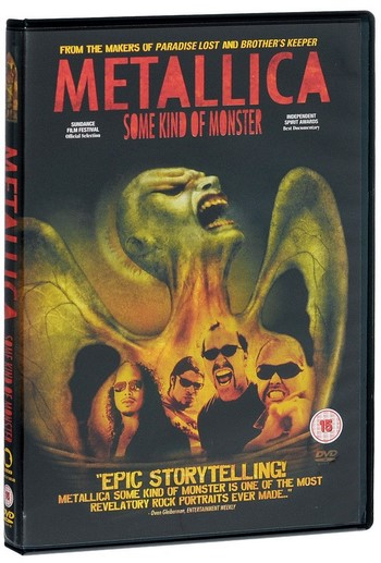 Металлика / Metallica: Some Kind of Monster (2004) 2xDVD9