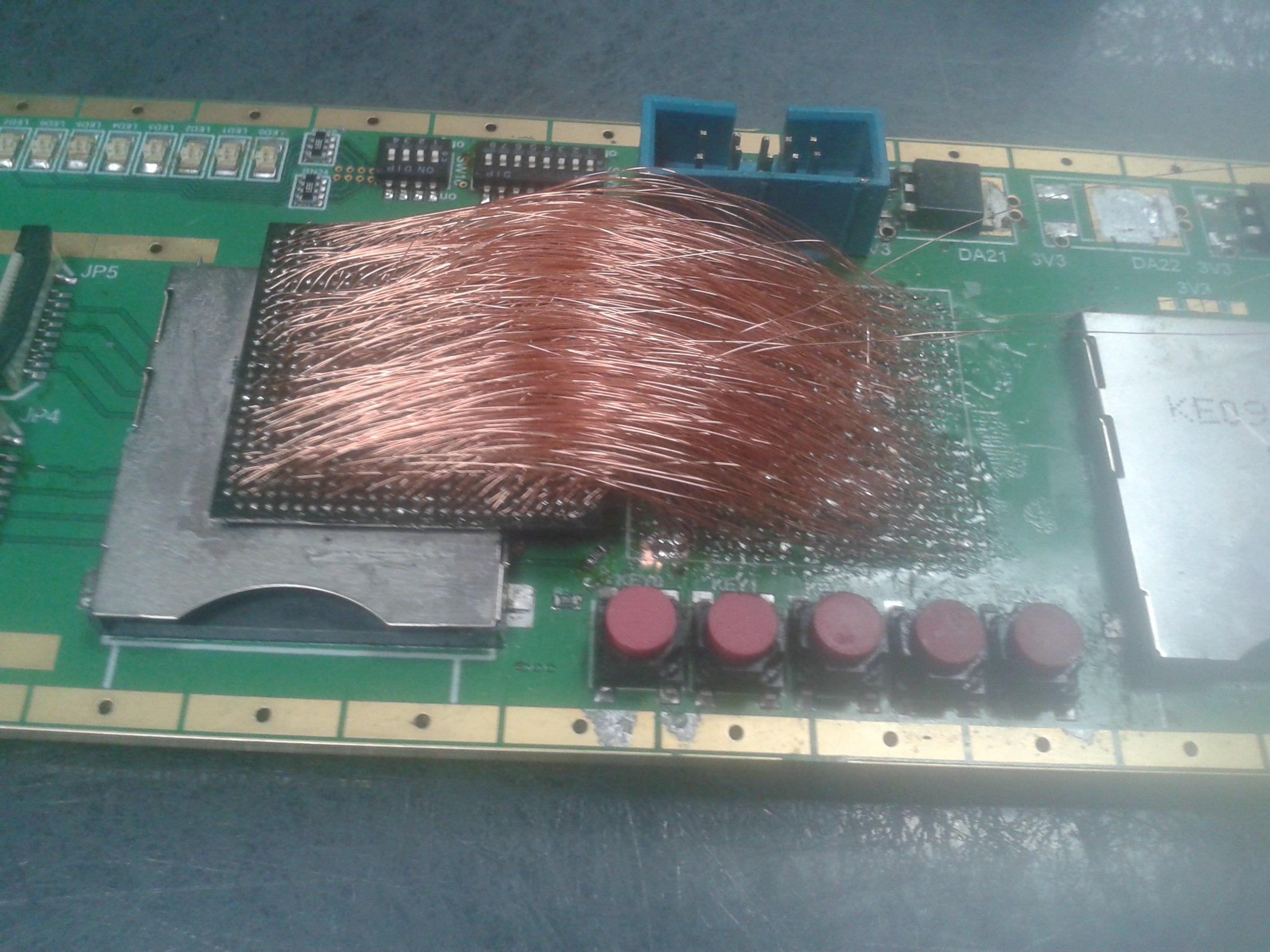 Как сделать процессор в домашних условиях