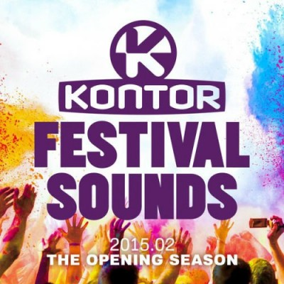 Kontor Festival Sounds 2015.02. - The Opening Season  › Торрент